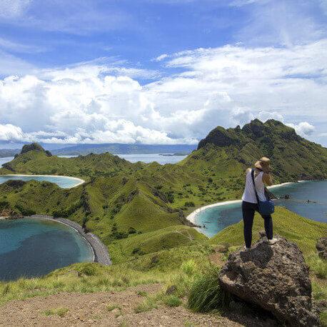 Padar island - Komodo - Photography Tour